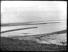 Breakwall Stockton NSW 3 May, 1901
