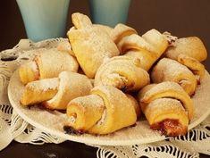Печенье с джемом из «двойного» теста — рецепт с фото пошагово
