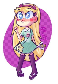 SVTFOE | Little Star by Allyett on DeviantArt