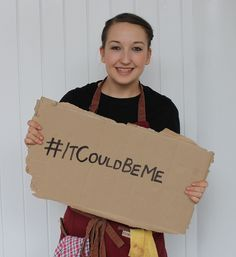 #ItCouldBeMe  Beating homelessness at http://www.wearetrinity.org.uk