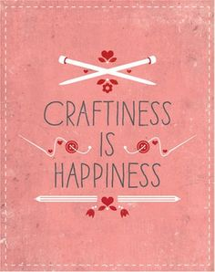 Craftiness is happiness! (via Hirshleifers)