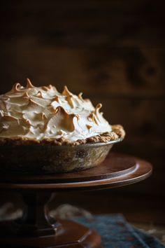 Butterscotch Pie | Adventures in Cooking