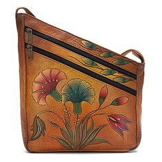 Anuschka Cross Shoulder Bag ANNA by Anuschka found at #OnlineShoes