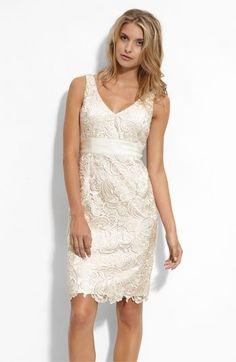 late reception dress
