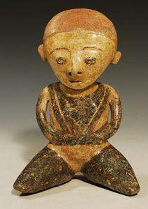 Nayarit, West Mexico, ca. 300 BC to 200 AD.