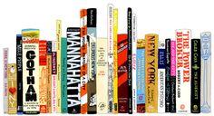 Ideal Bookshelf 364: NYC, by  Jane Mount - 20x200.com