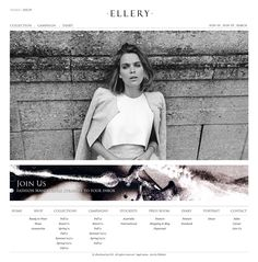 www.elleryland.com      We absolutely love the creativity in the collections of our client Ellery!