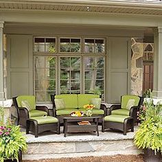 La-Z-Boy Griffin Conversation Set adds a sophisticated and stylish design to your outdoor space   Canadian Tire