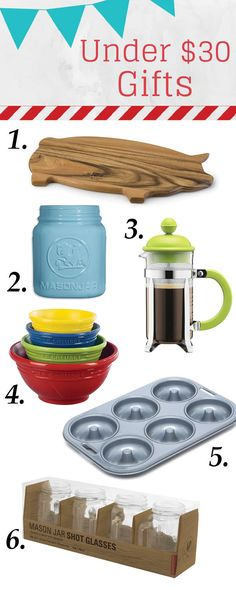 Under 30 kitchen gifts the ultimate gift guide for kitchen