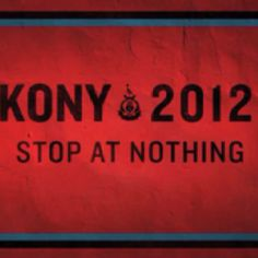 If you do one thing this year, make it be to take part in Kony 2012. If you care for children, share this. PLEASE!