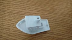 #3DBenchy - The jolly 3D printing torture-test 3D Print 17965