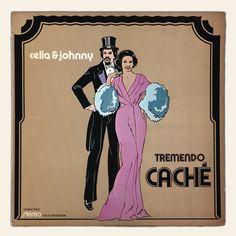 Celia Cruz & Johnny Pacheco  Tremendo Caché