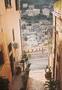 Modica, Sicily, Italy Italy Vacation, Italy Travel, Amazing Destinations, Vacation Destinations, Beautiful World, Beautiful Places, European Holidays, Sicily Italy, Culture Travel