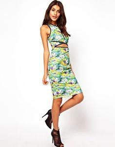 cutout dress #wishlist