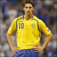 Ibrahimovic - Euro 2012
