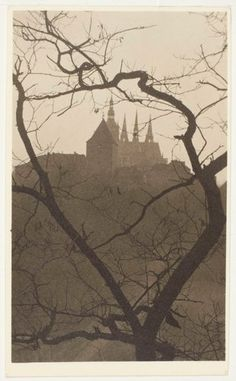 Josef Sudek, Untitled (St. Vitus Cathedral)
