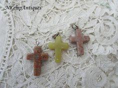 Vintage cross x 3