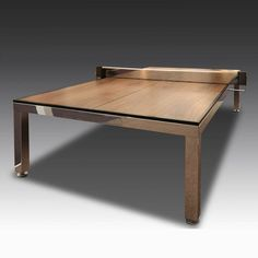 Waldersmith Bespoke Table Tennis & Dining Table