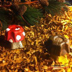 Fall; How to make mushrooms - step by step / Jesień; Krok po kroku jak zrobić grzybki z tekturowego opakowania po jajakach.