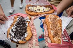 BeaverTails lovers rejoice! The famous Canadian pastries are getting their first permanent Toronto location this month. Soon to be found at 145 Queens Quay West, this will be BeaverTails' largest Ontario location and come complete with indoor seating, a waterfront patio and all the usual pastry options. There will also...