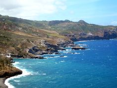Maui, Hawaii Snorkeled along this coast.