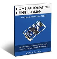 This eBook is my step-by-step guide designed to help you get started with this amazing $4 WiFi module called ESP8266. If you're new to the world of ESP8266, this eBook is perfect for you! If you al…