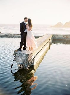 A fun image sharing community. Explore amazing art and photography and share your own visual inspiration! Engagement Photo Inspiration, Wedding Photography Inspiration, Engagement Pictures, Engagement Shoots, Engagement Photography, Engagement Outfits, Unusual Wedding Venues, Wedding Ideas, Sutro Baths