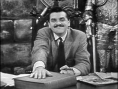 Ernie Kovacs show One of the funniest men ever!