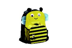 3D Bee with detachable lunchbag 20012