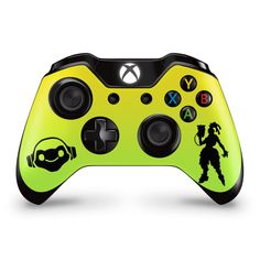 Lucio fade Xbox One Controller Skin Custom Xbox One Controller, Xbox Controller, Xbox Pc, Xbox One S, Playstation, Nintendo Switch, Youtubers, Consoles, Videogames