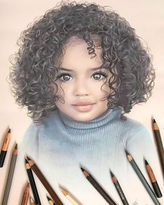 Artist Makes Amazing Hyper-Realistic Drawings Using Only Colored Pencils - Russian Artist Creates Amazing Hyperrealistic Portraits That Seem To Jump Off The Page Pics) - Realistic Pencil Drawings, Cool Art Drawings, Pencil Art Drawings, Beautiful Drawings, Colorful Drawings, Art Drawings Sketches, Animal Drawings, Simple Drawings, Kawaii Drawings