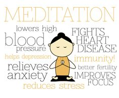 Complete a meditation course
