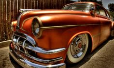 1950 Pontiac Fastback ..... who knew i would be finding pics of our old car on here!!! I miss this car.