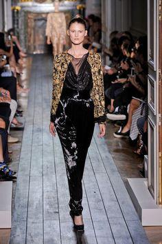 Valentino at Couture Fall 2012 #IONshadesoffall
