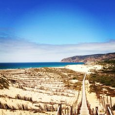 Praia do Guincho , cascais . Portugal