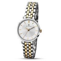 Accurist Ladies Classic Two-Tone Watch 8007 Fashion Watches, Women's Watches, British Style, Omega Watch, Bracelet Watch, Metal, Lady, Beaverbrooks, Stuff To Buy