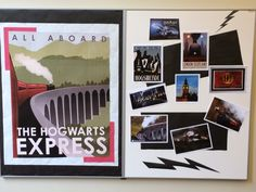 All Aboard the Hogwarts Express! Teen Programs, Hogwarts, Pride, Photo Wall, Photograph