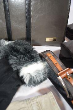 Auch im Winter immer gut unterwegs, ob Schneeballschlacht oder Wandern der Gürtel Speedster sieht immer gut aus. Der Gürtel Speedster in Kombination mit einer Winterhose und der Tasche Stefany ein perfektes Bild.