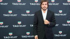 Fernando Alonso Tag Heuer Monaco 2015