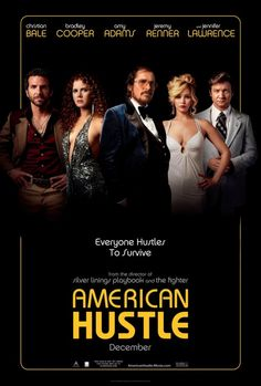 Everyone Hustles To Survive On The Latest AMERICAN HUSTLE Poster