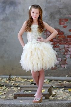Hot Sale Kids Prom Dresses Appliqued Lace Pageant Dresses For ...