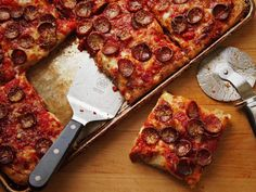 How to Make New York's Finest Sicilian Pizza at Home | The Food Lab | Serious Eats