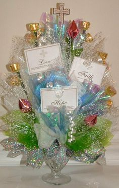 Hey, I found this really awesome Etsy listing at https://www.etsy.com/listing/177672797/bible-verses-flowers-candy-bouquet