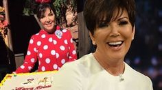 Kris Jenner -- Minnie Cry For Attention Live Feed, Kris Jenner, Apple Tv, Crying, Entertainment, News