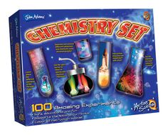 John Adams Chemistry Set - - Gifts By Age Science Games For Kids, Chemistry Set, National Curriculum, John Adams, School Memories, 9 And 10, Learning, Experiment, Booklet
