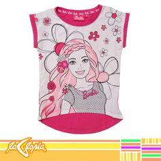 Alegre, divertida y Original #Blusa #Infantil #Barbie #Niñas 3er.Piso