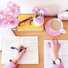 Study space | Pinterest: mary* @maryavenue7