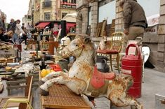 Anyone been to the Lille flea market weekend? Thinking of going via it to do some antique hunting on the way home to London from Barcelona. Europe In September, Rummage Sale, Tokyo City, Antique Fairs, The Way Home, Image House, Cartoon Images, Fleas, Thrifting