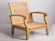 DNI CLUB CHAIR - woodjoyteak.com