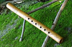 Ako vyrobiť píšťalku Native Flute, Instruments, Projects To Try, Musical Instruments, Garage Tools, Tools